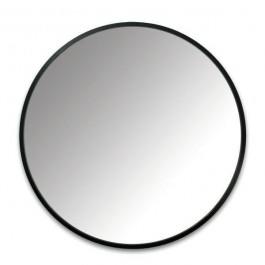 Okrągłe lustro w gumowej ramie Hub 91