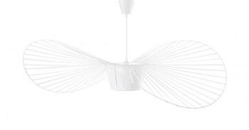 Lampa wisząca z kloszem z tworzywa Capello Fi 100