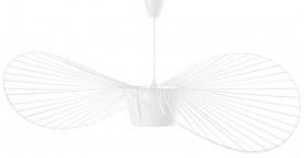 Lampa wisząca z kloszem z tworzywa Capello Fi 140