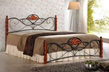 Łóżko kute Valentina