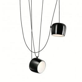 Designerska lampa wisząca na długim przewodzie Eye 2
