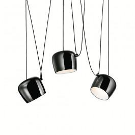 Designerska lampa wisząca na długim przewodzie Eye 3