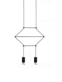 Designerska lampa wisząca Flusso 2