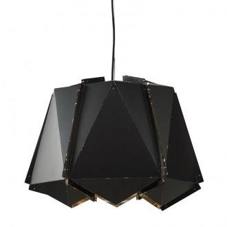 Designerska lampa sufitowa z metalu Origami 40