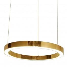 Lampa wisząca ze stali nierdzewnej Ring 120