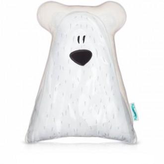 Poduszka dekoracyjna do pokoju dziecka Miś Zdziś
