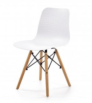 Krzesło do jadalni z tworzywa sztucznego K325