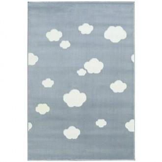 Prostokątny dywan do pokoju dziecięcego Clouds