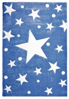 Dywan w gwiazdki do pokoju dziecięcego Magic Stars