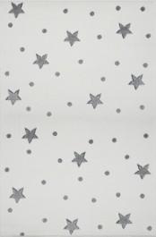 Dywan do pokoju dziecięcego w gwiazdy Galaxy