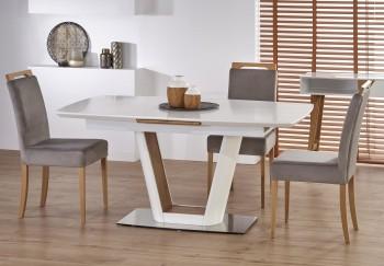 Rozkładany stół do jadalni na jednej nodze Valetti