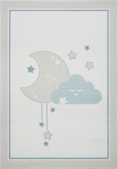 Dywan do pokoju dziecięcego Moon&Cloud