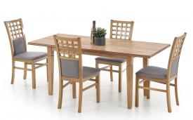 Rozkładany stół do jadalni Marcel dąb kraft