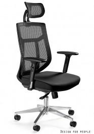 Fotel biurowy z zagłówkiem Vista