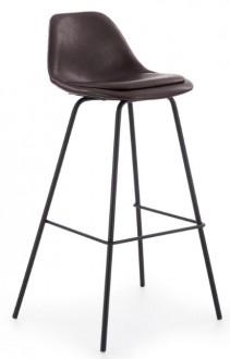 Hoker z tapicerowanym siedziskiem H90