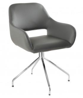 Obrotowe krzesło z podłokietnikami Talia