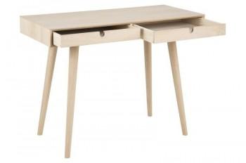 Drewniane biurko z szufladami Century