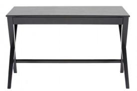 Fornirowane biurko z pojemną szufladą Writex