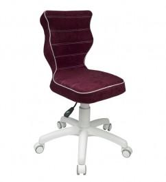Dziecięce krzesło obrotowe Petit White