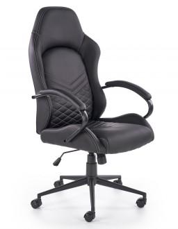 Fotel obrotowy dla graczy tapicerowany ekoskórą Lifan