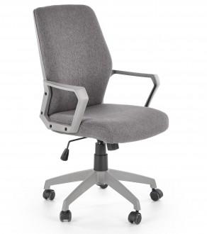 Krzesło biurowe tapicerowane tkaniną Spin