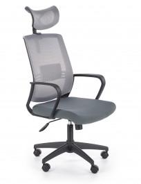 Krzesło gabinetowe z regulacją podparcia lędźwiowego Arsen