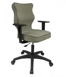 Krzesło młodzieżowe do biurka Duo Black