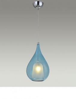 Nowoczesna lampa wisząca ze szklanym kloszem Euforia 4