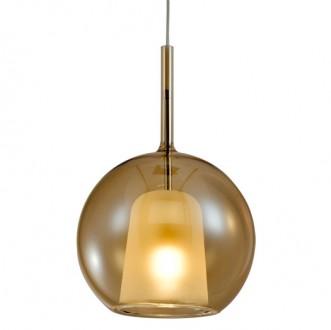 Lampa sufitowa ze szklanym kloszem Euforia 1 20cm