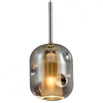 Nowoczesna lampa wisząca z ozdobnym kloszem Euforia 3