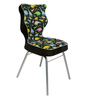 Ergonomiczne krzesło z dziecięcym motywem Solo