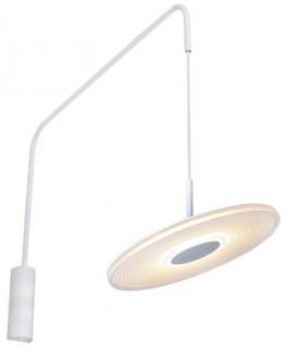Designerski kinkiet z oświetleniem LED Vinyl W