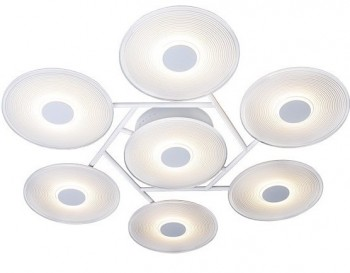 Designerska lampa wisząca z oświetleniem LED Vinyl 7