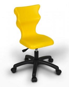 Szkolne krzesło obrotowe dla dzieci Twist rozmiar 4 wzrost 133-159 cm