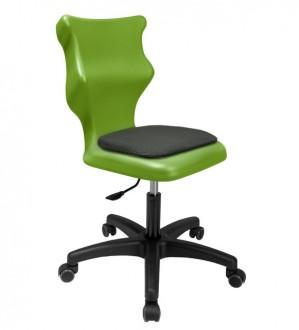 Krzesło szkolne dziecięce Twist Soft rozmiar 4 wzrost 133-159 cm