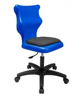Młodzieżowe krzesło obrotowe do sal szkolnych Twist Soft