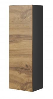 Podłużna szafka wisząca Livo S120 dąb wotan