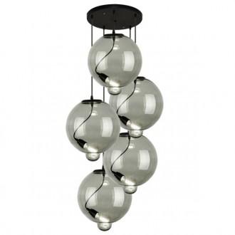 Lampa wisząca ze szklanymi kloszami Modern Glass Bubble CO
