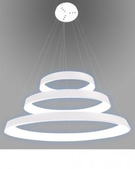 Ledowa lampa wisząca SMD Vogue 12 z regulacją wysokości