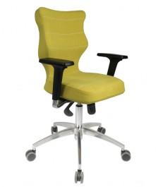 Biurowe ergonomiczne krzesło obrotowe Perto Poler