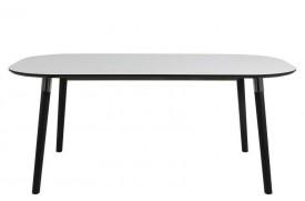 Nierozkładany stół jadalniany z owalnym blatem Pippolo M