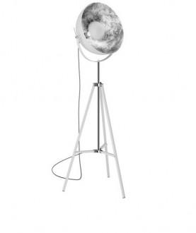 Regulowana lampa podłogowa na trzech nogach Antenne
