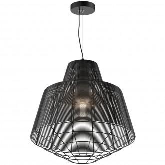 Druciana lampa w stylu industrialnym Wire 50