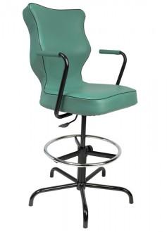 Specjalistyczne krzesło Pro Tubo z podnóżkiem