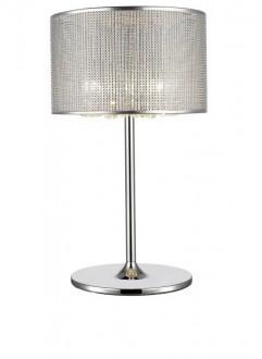 Dekoracyjna lampa stołowa z kryształami Blink