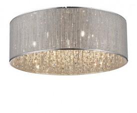 Designerski plafon sufitowy z kryształami Blink