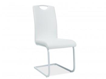 Nowoczesne krzesło jadalniane z uchwytem H148