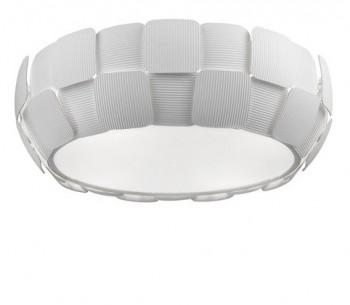 Biały plafon sufitowy z poliwęglanu Sole 46