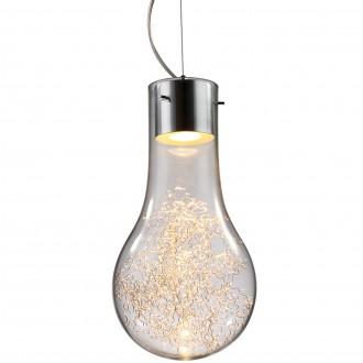 Nowoczesna lampa wisząca w kształcie żarówki Ciro