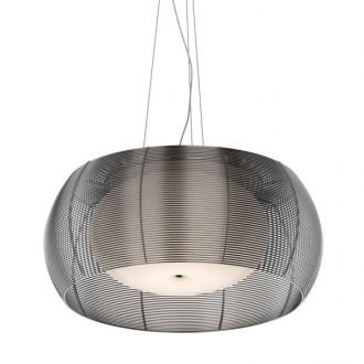 Nowoczesna lampa wisząca z drucianym kloszem Tango 50